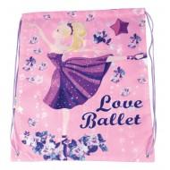 Vrečka za copate Street Love ballet