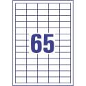 Univerzalne etikete 38 x 21,2 mm