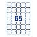 Etikete za pisma 38,1 x 21,2 mm