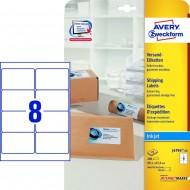 Etikete za C4 ovojnice 99,1 x 63,5 mm
