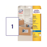 Etikete za pakete 199,6 x 289,1 mm