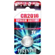 Gumbna baterija Maxell CR2016