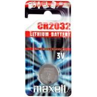Gumbna baterija Maxell CR2032