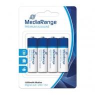 Baterije MediaRange Premium AA