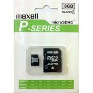 Spominska kartica Maxell Micro 8GB