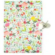 Dnevnik z zaklepom Garden