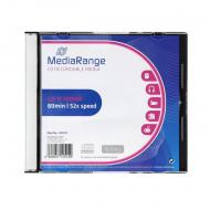 CD-R MEDIARANGE 700 MB 1/10 SLIM