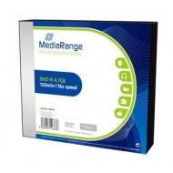 DVD-R MEDIARANGE 4,7GB 1/5 SLIM