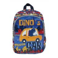 Otroški nahrbtnik Dino's car