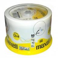 CD-R Maxell, printable 50/1
