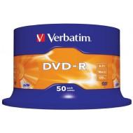 DVD-R Verbatim, na osi 50/1