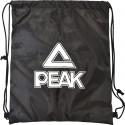 Vrečka za copate Peak črna