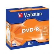 DVD-R Verbatim, 5/1
