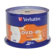 DVD-R Verbatim, na osi 50/1, Printable