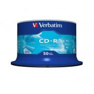 CD-R Verbatim, na osi 50/1
