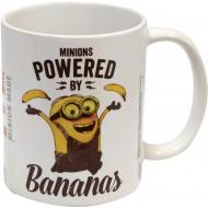Keramična skodelica Minions Bananas