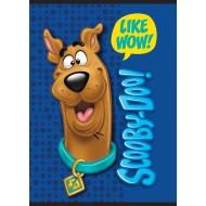 Zvezek Scooby-Doo A4 brez črt