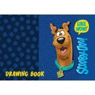 Risalni blok Scooby-Doo A3