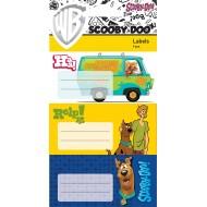 Etikete za zvezke Scooby-Doo, 9/1