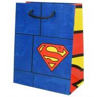 Darilna vrečka Superman, srednja