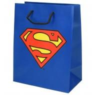 Darilna vrečka Superman, velika