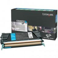 Toner Lexmark C5340CX, cyan