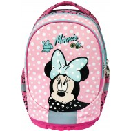 Ergonomski nahrbtnik Minnie Pink