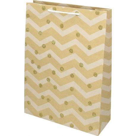 Darilna vrečka Eco Special Xmas, jumbo