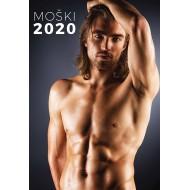 Koledar Moški 2020