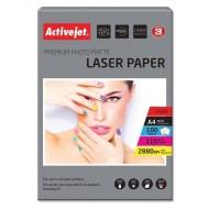 Foto papir Activejet A4 Inkjet Mat 105 g, 100/1