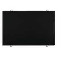 ČRNA TABLA - steklena 100x200cm Piši-Briši® Maglass