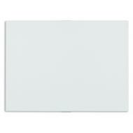 BELA TABLA - steklena 100x200cm Piši-Briši® Maglass