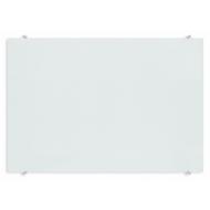 BELA TABLA - steklena 80x120cm Piši-Briši® Maglass