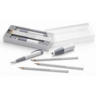 Darilni set Faber-Castell White Edition