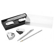 Darilni set Faber-Castell White Mix