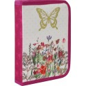 PERESNICA 1 ZIP 1 PREKLOP GOLD BUTTERFLY