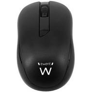 Miška Ewent Wireless Mini Optical, 1000dpi, črna, USB