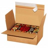 Kartonska škatla QUICKBOX 160 x 130 x 70 mm