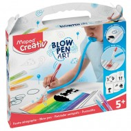 SET KREATIVNI MAPED BLOW PEN