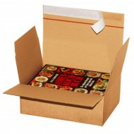 Kartonska škatla QUICKBOX 213X153X109 mm