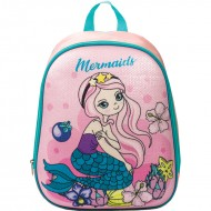 Nahrbtnik za vrtec Mermaid