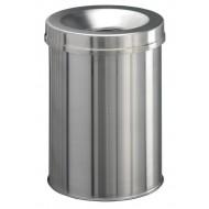 Koš za smeti iz nerjavečega jekla 3376