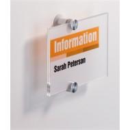 Informacijske kartice Crystal 4821 - 148 x 105 mm