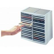 Stolp Fellowes za 30 + 18 CD/DVD diskov 98230