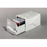Škatla Durable za shranjevanje CD/DVD diskov 5256