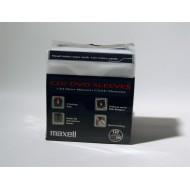 Ovojnice za CD/DVD Maxell, bele 120/1