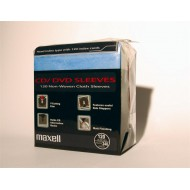Ovojnice za CD/DVD Maxell, barvne 120/1