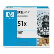 HP toner Q7551X – 51X