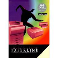 Fotokopirni papir Paperline 80 g/m2 - A4, pastel mix