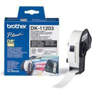 Nalepke za QL tiskalnike - nalepke za registratorje 17 x 87 mm